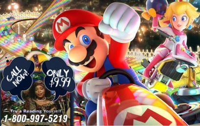 Episode 509 – Psychic Mario Kart