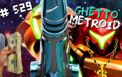 EPISODE #529 – Ghetto Metroid with Rob Sprance