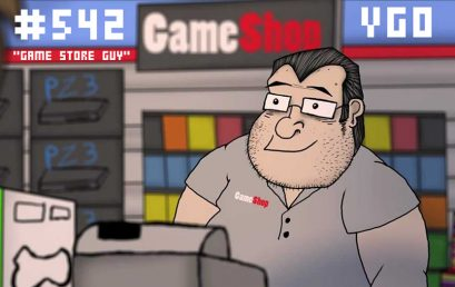 Episode #542 – Game Store Guy