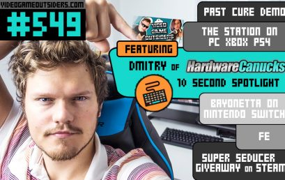 Episode #549 –  Remastered! Feat. Dmitry of Hardware Canucks