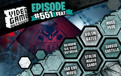 Episode  #551 – Theft, Lies, and Video Tape