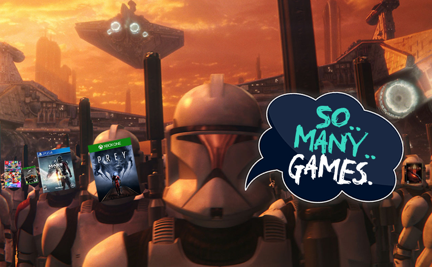 Community Spotlight #2 – Attack of the GAMES!