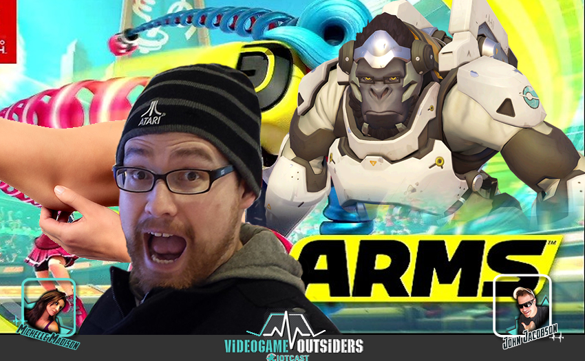 Episode #516 – Bad Arms Puns with Matt Bradford