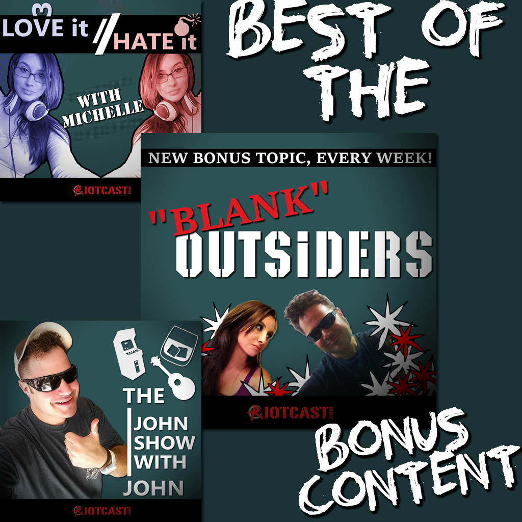 Best of the Bonus Content – Part 1