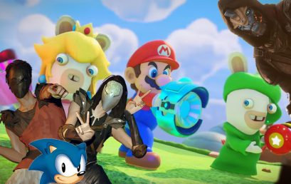 Episode #526 – Mario + Rabbids + Sonic? Oh My!