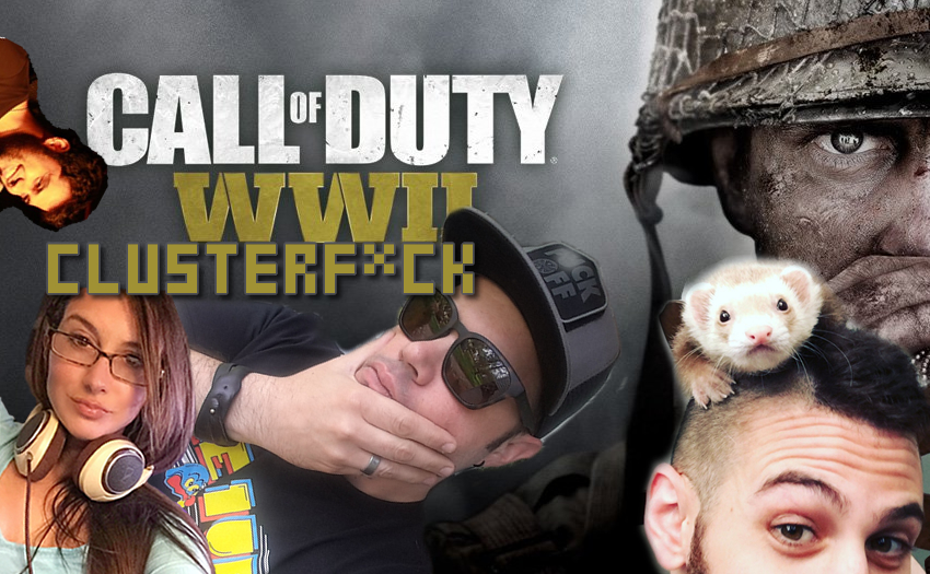 Episode #527 – COD: World War Clusterf*ck with Deepu & Mike