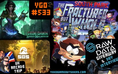 Episode #533 – Goin' down to South Park with Game Dev Mike McTyre!
