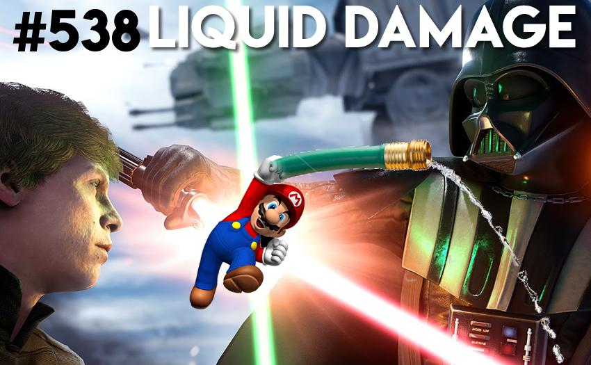 Episode #538 – Liquid Damage