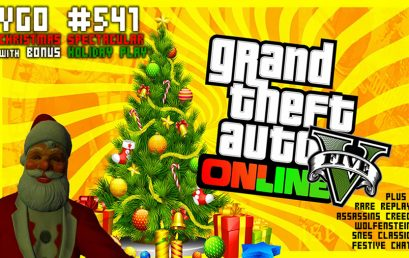 Episode #541 – Holiday Gaming Spectacular & 2017 Christmas Play!