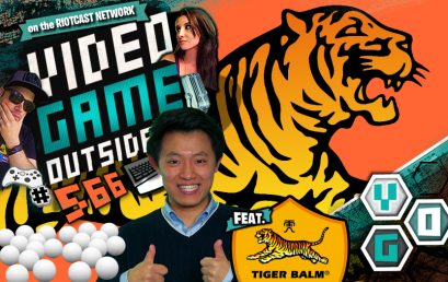 Episode #566 – Tiger Balm and Balls
