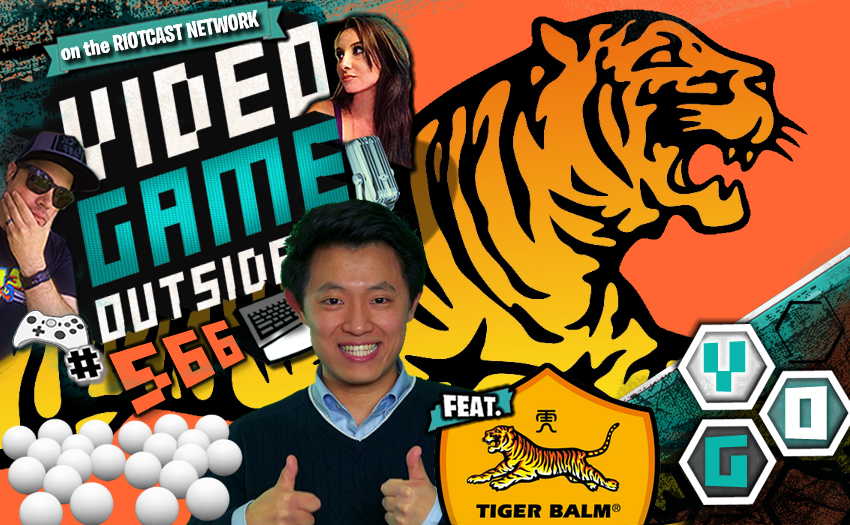 Episode #566 – Tiger Balm and Balls