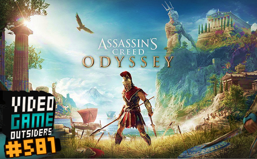 Episode #581 – Assassin's Creed Sausage Fest
