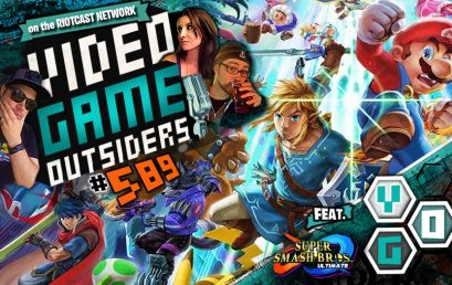 Episode #589 – Super Lag Bros. Ultimate