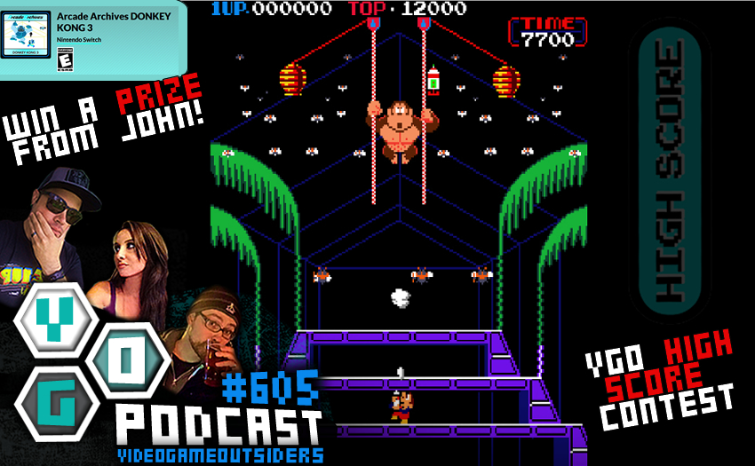 Episode #605 – The Gordon Geckko of Gaming