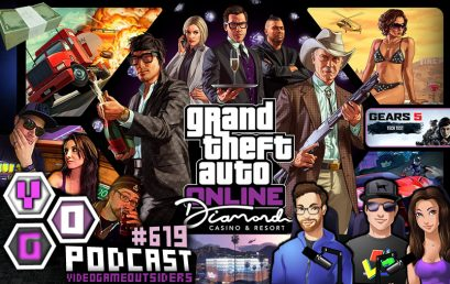 Episode #619 – It's Fcking GAMBLING!