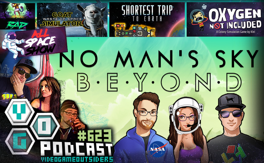 Episode #623 – The ALL SPACE Show