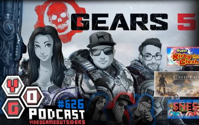 Episode #626 – Tears of War 5