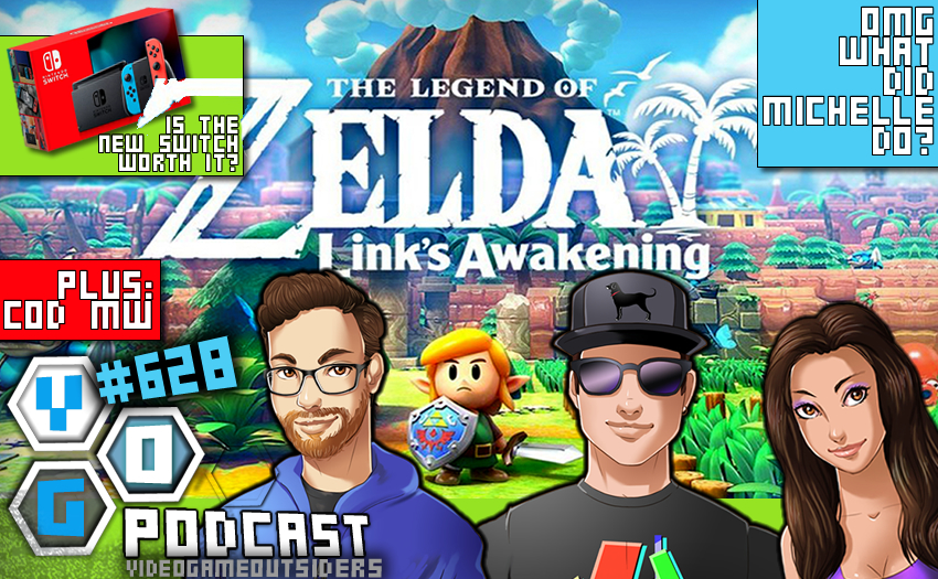 Episode #628 – Zelda Diarrhea