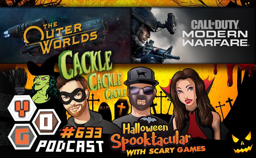 Episode #633 – Call of Doritos
