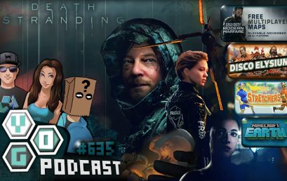 Episode #635 – Meth Stranding