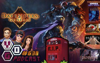 Episode #638 – RIP Redbox. RIP Matt. RIP Show.