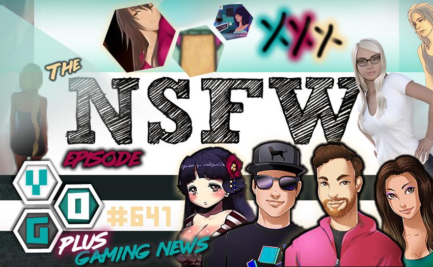 Episode #641 – The NSFW Episode