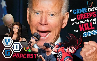 Episode #642 – JOE BIDEN'S COCKROT IN VR