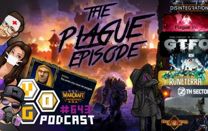 Episode #643 – How to Survive the Plague