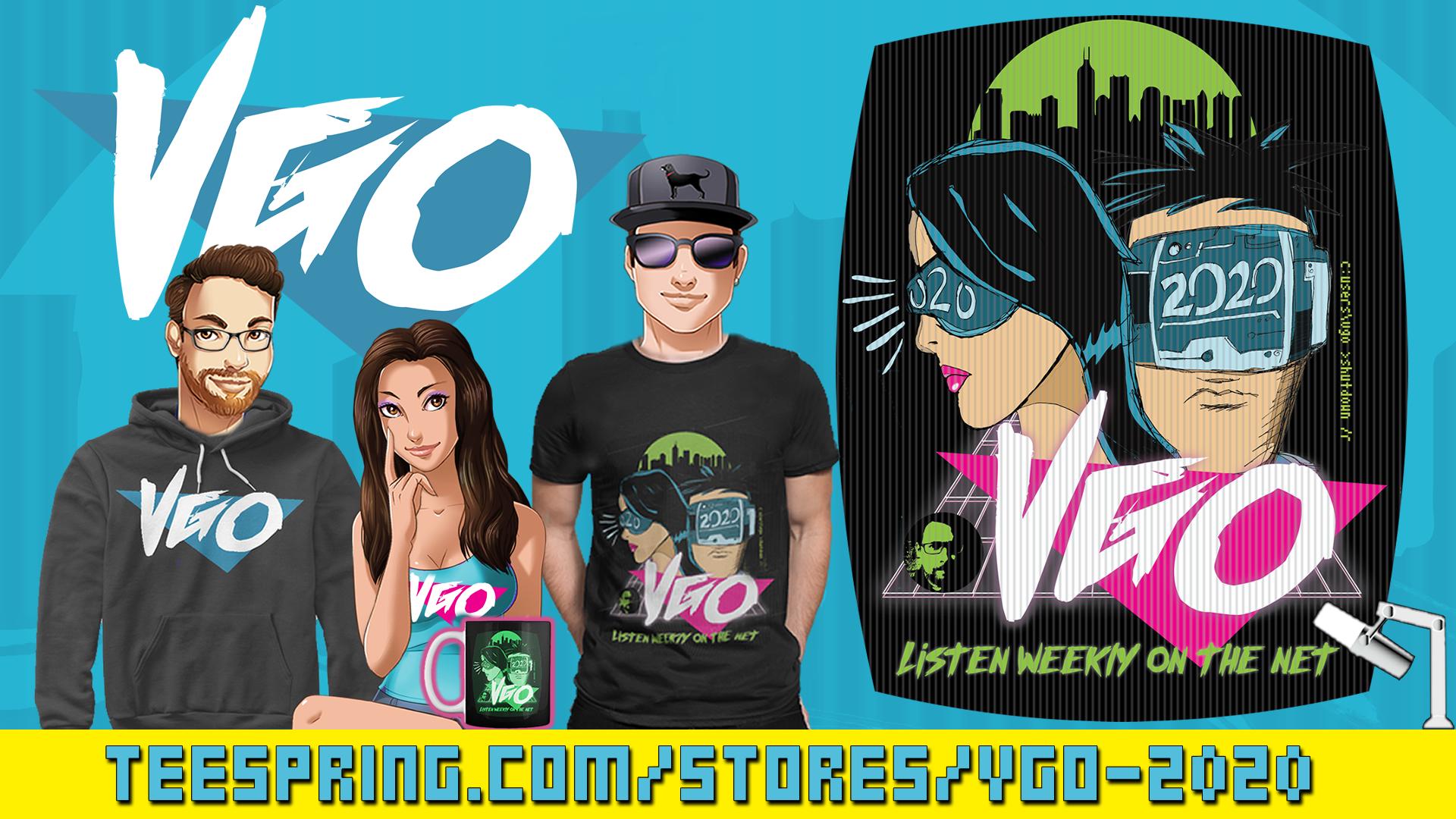 VGO 2020 Shop NOW OPEN!
