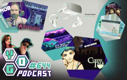 Episode #644 – Fiber Optics with Rob Sprance