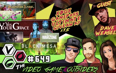 Episode #649 – Poutine Subs and Video Games with Dave Weasel