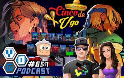 Episode #657 – Yo Quiero VGO
