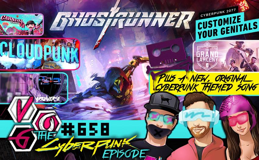 Episode #658 – Cyber Junk