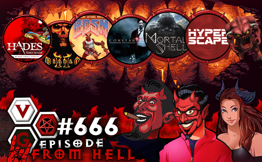 Episode #666 – Live from Hell feat. the Devil