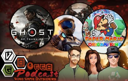 Episode #668 – Ghost of Tsushima vs. Paper Mario: The Origami King