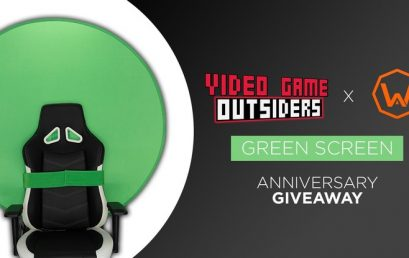 Win a Webaround Green Screen for your Chair!