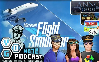 Episode #672 – Planes, Trains, and Automobiles
