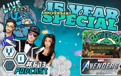 Episode #673 – Our 15 Year Anniversary Special