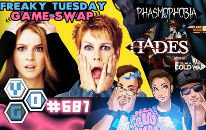 Episode #681 – Freaky Friday Game Swap!