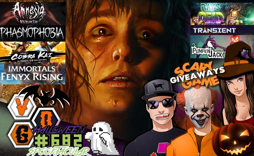 Episode #682 – Halloween Spooktacular!