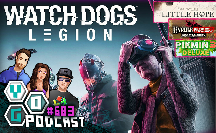 Episode #683 – Watch Dogs: Age of Calamity