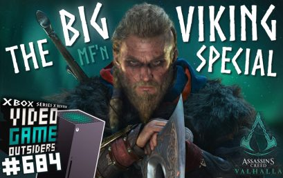 Episode #684 – Assassin's Creed Valhalla Viking Special!