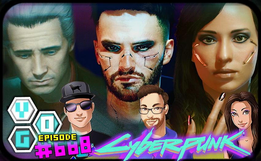 Episode #688 – Cyberpunk 2077 Review!