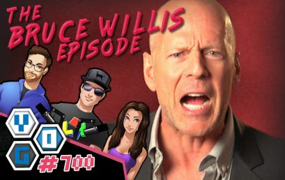 Episode #700 – Bruce Willis is a Cuck