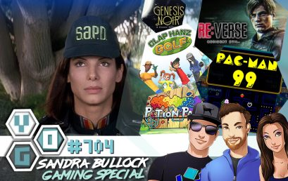 Episode #704 – Sandra Bullock Gaming Special