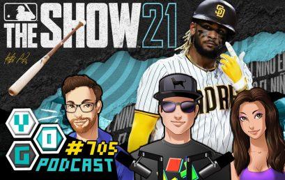 Episode #705 – Baseball, Weed, and Nazis