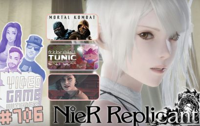 Episode #706 – Mortal Kombat Movie, NieR Replicant, and Verdansk '84