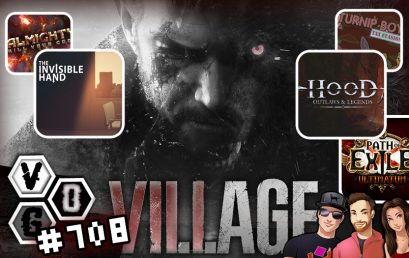 Episode #708 – Resident Evil VIII My Face