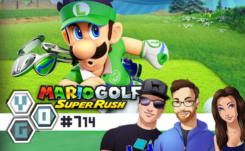 Episode #714 – We Golfed. We Cried. We bought a PS5!