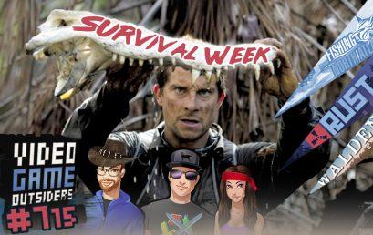 Episode #715 – Survival Week